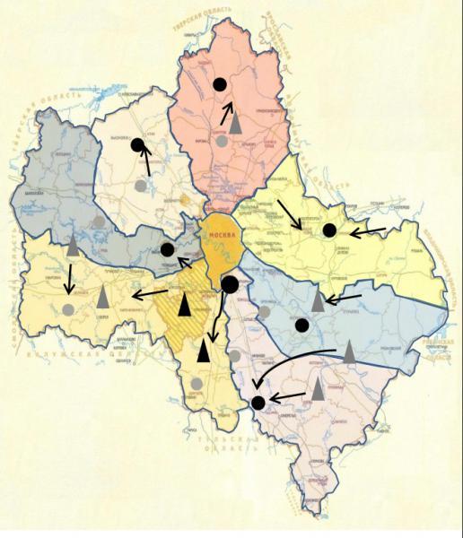 Территориальная схема планирования области фото 92